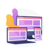 service de création de site web